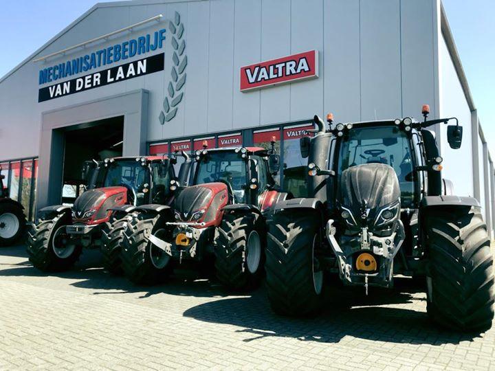 Onze DEMO tractoren voor u
