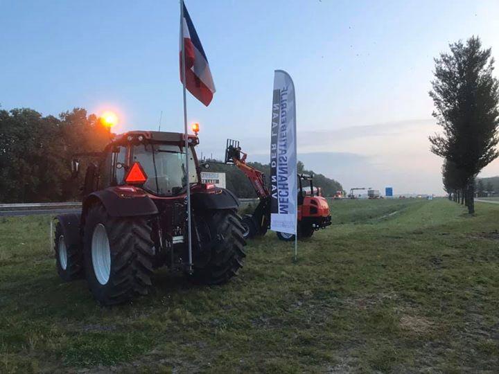Alle Boeren veel succes vandaag