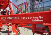 Lely Hibiscus 1015 CD Profi + Jubilee